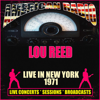 Lou Reed - Live in New York 1971 (Live)