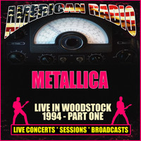 Metallica - Live at Woodstock 1994 - Part One (Live)