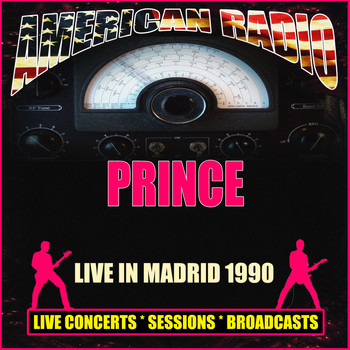 Prince - Live in Madrid 1990 (Live)