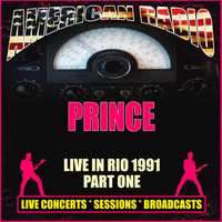 Prince - Live in Rio 1991 - Part One (Live)