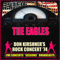The Eagles - Don Kirshner's Rock Concert '74 (Live)