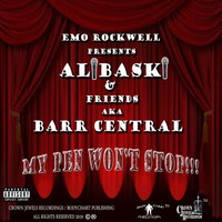 Ali Ba-Ski - My Pen Won't Stop (feat. Emo Rockwell & Mr. Low Kash) (Explicit)