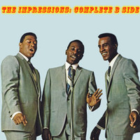 The Impressions - The Impressions Complete B Side