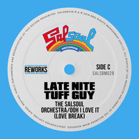 The Salsoul Orchestra - Ooh I Love It (Love Break) (Late Nite Tuff Guy Reworks)