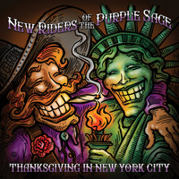 New Riders of The Purple Sage - Thanksgiving In New York City (Live)
