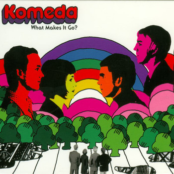 Komeda - What Makes It Go?