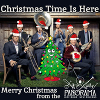 Panorama Jazz Band - Christmas Time Is Here