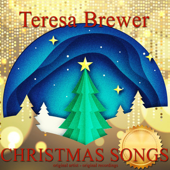 Teresa Brewer - Christmas Songs