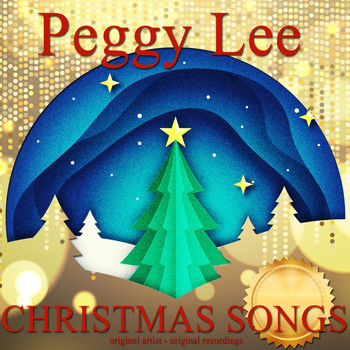 Peggy Lee - Christmas Songs