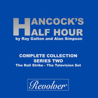Tony Hancock - Hancock's Half Hour (Complete Collection - Series Two) (The Rail Strike - The Television Set)