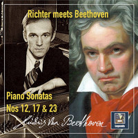 Sviatoslav Richter - Richter meets Beethoven: Sonatas for piano Nos 12, 17 & 23