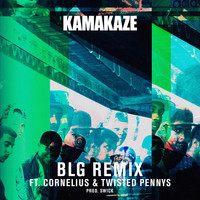 Kamakaze featuring Cornelius and Twisted Pennys - BLG Remix (Explicit)