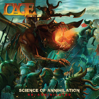 Cage - Science of Annihilation-Reannihilated (Explicit)