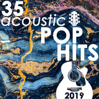 Guitar Tribute Players - 35 Acoustic Pop Hits of 2019 (Instrumental)