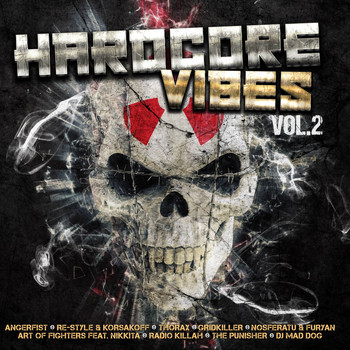 Various Artists - Hardcore Vibes, Vol. 2 (Explicit)