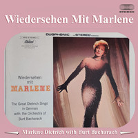 Marlene Dietrich - Wiedersehen Mit MARLENE (The Great Dietrich Sings In German Whit The Orchestra Bacharach)