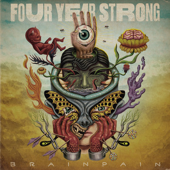 Four Year Strong - Talking Myself in Circles / Brain Pain