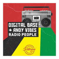 Digital Base, Andy Vibes - Radio People