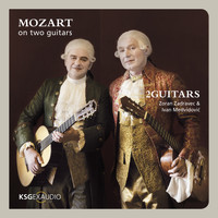 2GUITARS - Mozart on Two Guitars