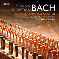 Michel Kiener - Bach: The Well-Tempered Clavier, Books I & II, BWV 846-893