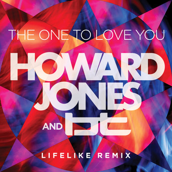 Howard Jones - The One to Love You (The Lifelike Mix)