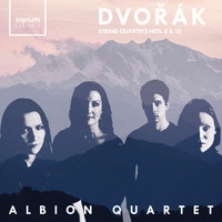 Albion Quartet - String Quartet No. 8 in E Major, Op. 88: II. Andante con moto
