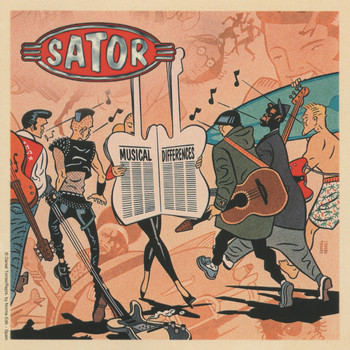 Sator - Musical Differences