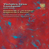 Various Artists - Torbjörn Iwan Lundquist: Symphonies Nos. 2 & 9