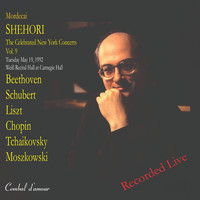 Mordecai Shehori - The Celebrated New York Concerts, Vol. 9