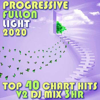 Goa Doc - Progressive Fullon Light 2020 Top 40 Chart Hits V2 DJ Mix 3Hr