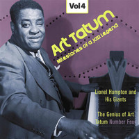Art Tatum - Milestones of a Jazz Legend - Art Tatum, Vol. 4
