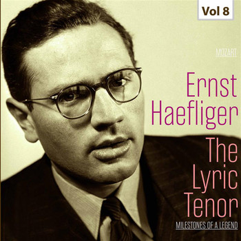 Various Artist - Milestones of a Legend -The Lyric Tenor,  Vol. 8