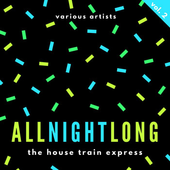 Various Artists - All Night Long (The House Train Express), Vol. 2