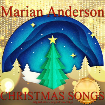 Marian Anderson - Christmas Songs