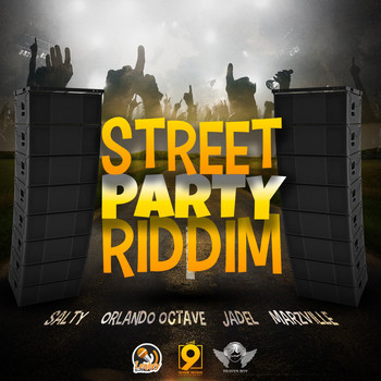 Various Artists - Street Party Riddim