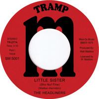 The Headliners - Little Sister