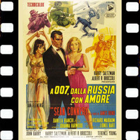 John Barry - From Russia With Love (1963) (Soundtrack - 007 Suite)