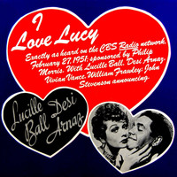 Lucille Ball - I Love Lucy/ My Favorite Husband