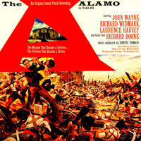 John Wayne - The Alamo (Original Soundtrack)