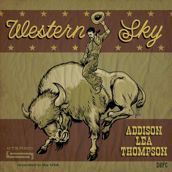 Addison Lea Thompson - Western Sky