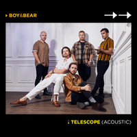 Boy & Bear - Telescope (Acoustic)