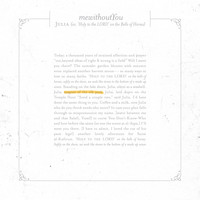 mewithoutYou - Julia (or, 'Holy to the LORD' on the Bells of Horses)