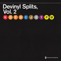 Kevin Devine - Devinyl Splits Vol. 2: Kevin Devine and Friends