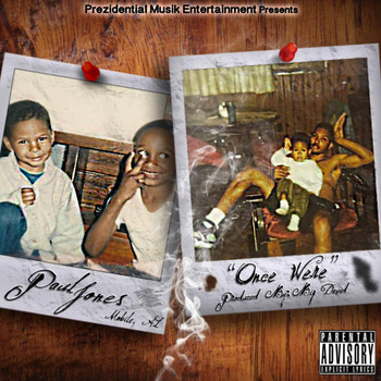 Paul Jones - Once Were (Explicit)
