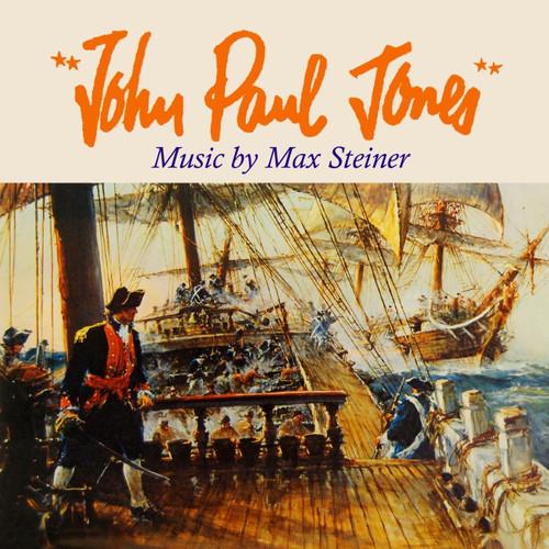 "Max Steiner MP3 Track Main Title (from ""John Paul Jones"")"