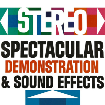 Peter Allen - Stereo Spectacular Demonstration & Sound Effects