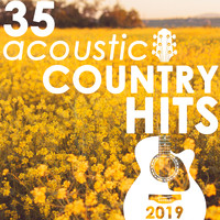 Guitar Tribute Players - 35 Acoustic Country Hits 2019 (Instrumental)