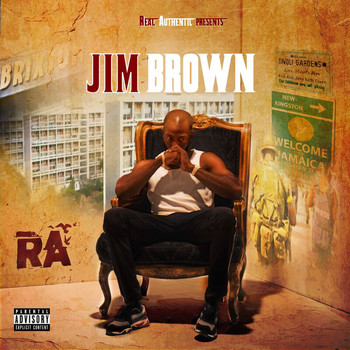 Ra - JIM BROWN (Explicit)