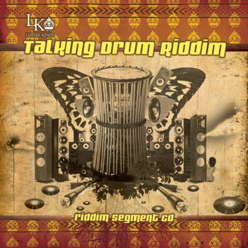 Various Artists / - Talking Drum Riddim