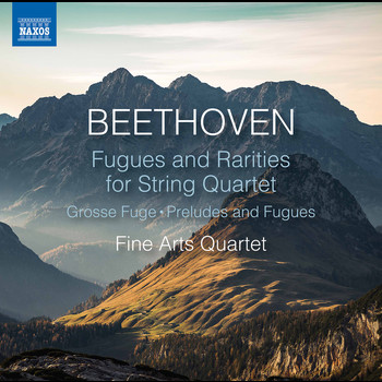 Fine Arts Quartet - Beethoven: Works for String Quartet